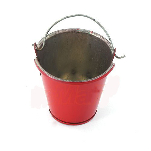 2016 Newesr hot sell RC Crawler Accessories RC parts small size metal bucket pails with handle