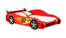 MDF kids furniture race car , Racing car bed,Kids Furniture Car Beds