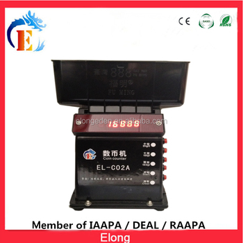 Hot sale coin counter machine auto coin counter