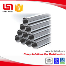 Food grade ASTM A270 stainless steel sanitary pipe , sanitary tube