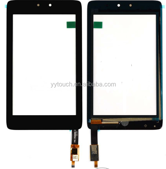 """For HP SLATE 7 HD TABLET 7/"""" 3400 New black Touch Screen digitizer replacement"""