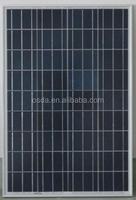 3-315W TUV Certificated 70w polycrystalline solar panel 36 cell solar photovoltaic module