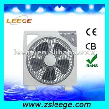 Hot-selling electrical appliance 10'' industrial box fan / square box fan