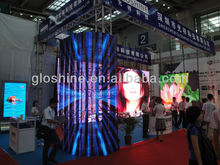 creative design Cutain P18.75 LED display for Audio-Visual Stage