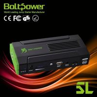 fast shipping D28 Boltpower 500A 2014 hot sell OEM ghb mini car jump starter/battery booster & power bank with BS CE GS