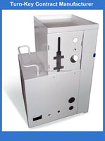 custom electronic metal enclosure fabrication, medical instrument fabrication
