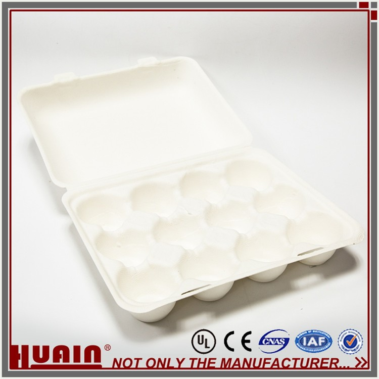 Optional Thickness Disposable Egg Trays