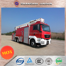 From Chinese Supplier Fire Rescue Truck