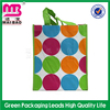 Top grade quality eco laminated recycled pp non woven shopping bag manufacturer
