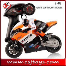 2015 new car trucks 2.4G mini Electric remote control motor toy 1:10 rc motorcycle for sale