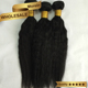10A Unprocessed Virgin mink brazilian hair Hair cuticle aligned hair Yaki straight lace weave