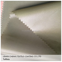 190T pa lining fabric for handbag
