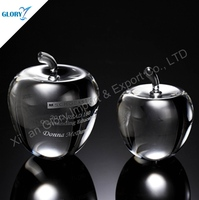 Best Quality Promotional Crystal Music Box Souvenir