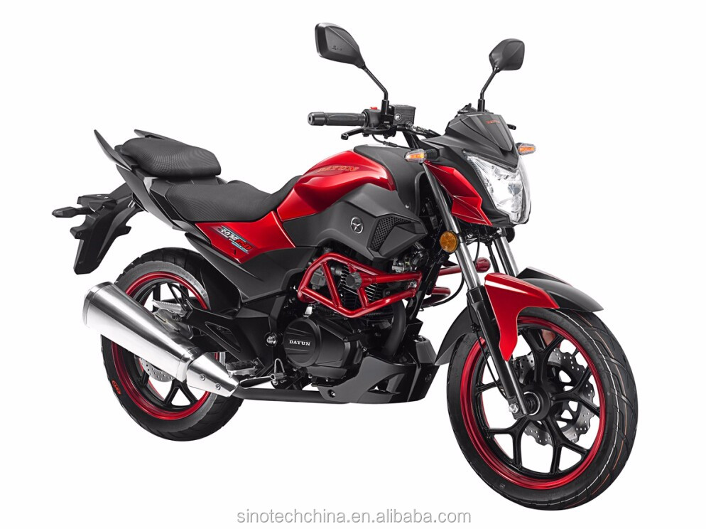 Factory price motorcycle 125 cc eec with good quality