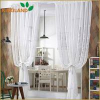 2016 Hot Sell High Quality tulles curtain to the kitchen