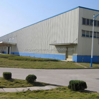 Prefabricated Light Steel Structure Installation Warehouse