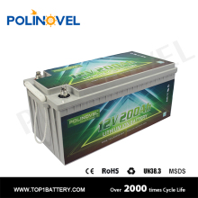 rechargeable lithium-ion battery 12v 200Ah lithium ion battery making machine