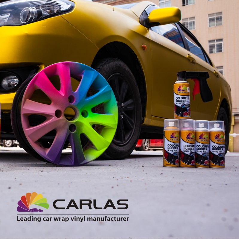 Paint For Cars >> Carlas Synthetic Auto Coating Spray Rubber Paint For Cars Buy