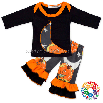cute halloween design long sleeve long pant 18 inch doll outfit