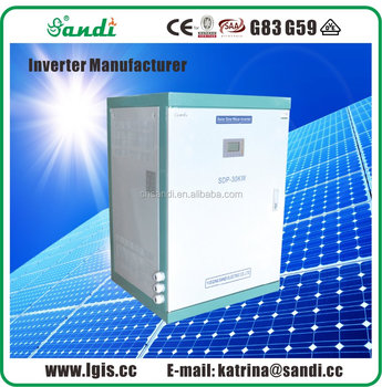 Low Frequency Split Phase Inverter with AC Bypass Input