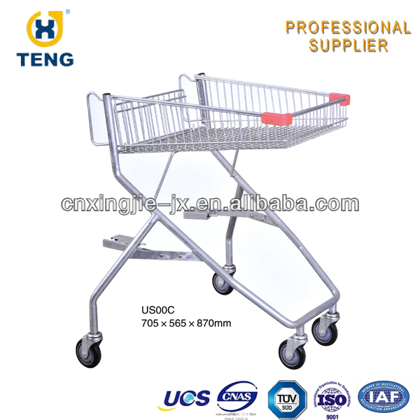 American style mini shopping trolley US00C
