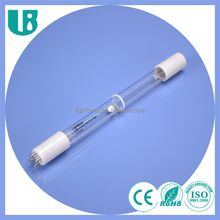 800W uv lamp 1554mm T12 Clear quartz pipe uv germicidal lamp CE