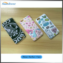 OEM IMD/IML New Technology Mobile Phone Case, For Iphone 6 Case With Customize Logo