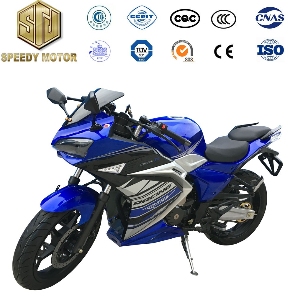2017 150cc sport bike with ISO9000