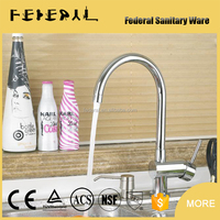 China Factory direct sale! Kitchen Faucet With SIngle Handle Hot & Cold kitchen mixer tap LB-8010