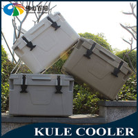Beach Beer Ice Chest Insulated Used Beverage Cooler Outdoor Cooler Ice Cooler Box For Transportation Beer
