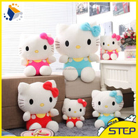 2016 Hot Selling Custom China Factory Wholesale Soft Cute Kitty Cat Plush Toys STD32615