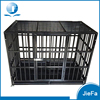 Folding large wire dog crate