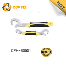 Coofix multi tool set adjustable screwdriver wrench jaw pliers survival emergency gear