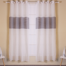 Wholesale Quality Primacy Superior Easy Disassembly Curtains Sheer Voile