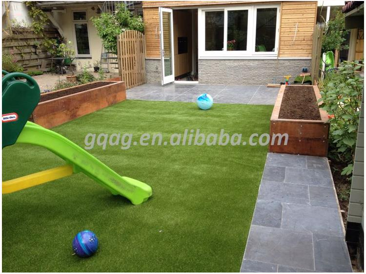 New product 2017 artificial turf manufacturer for landscaping