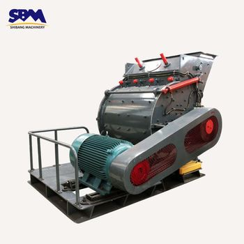 SBM online shopping low price hammer mill crusher