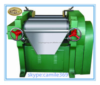 jewelry rolling mill small colloid mill leather rooll