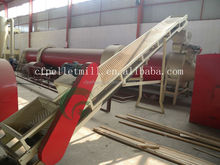 Good stability conveyor belt machine