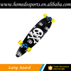 Professtional 46'' longboard with alum longboard skateboard truck