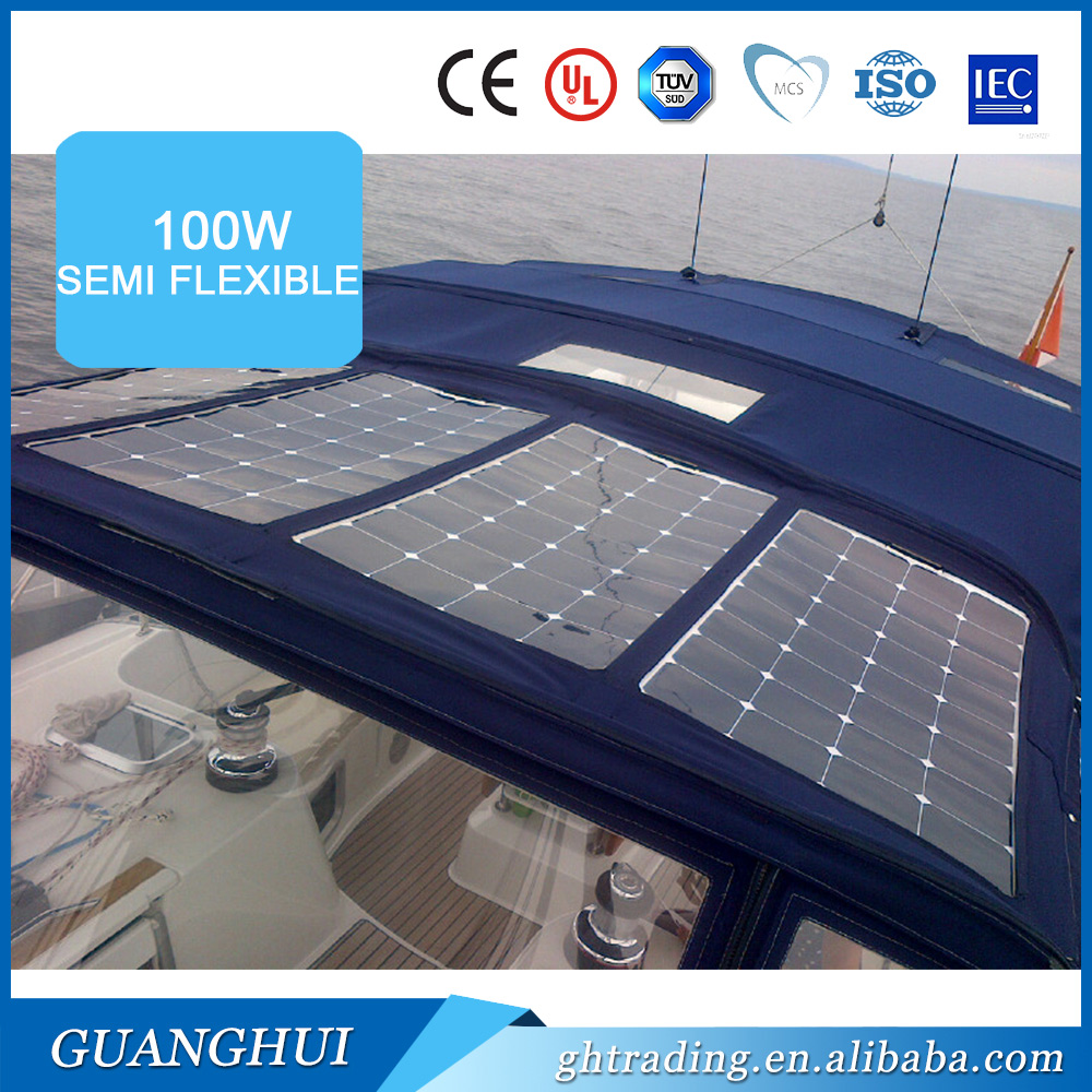 flexible solar panels for sailboats flexible solar panel china