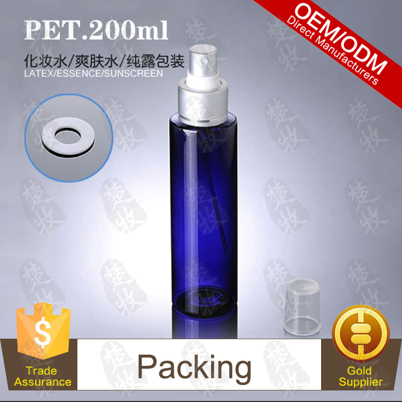 Facial Water For Women Pack In 200ml Plastic Spray Bottle