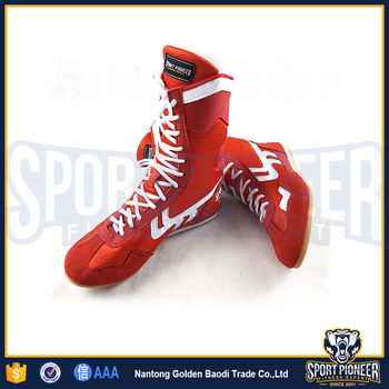 High Top Boxing Shoes For Sale