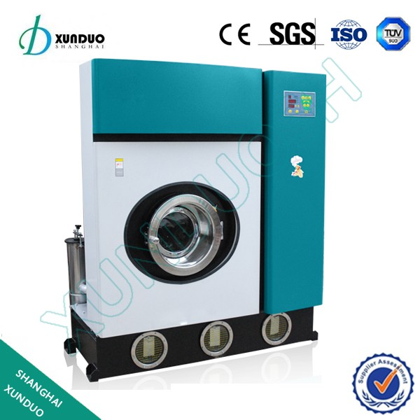 Hot Sale hospital washer and dryer full-auto dry cleaning machine