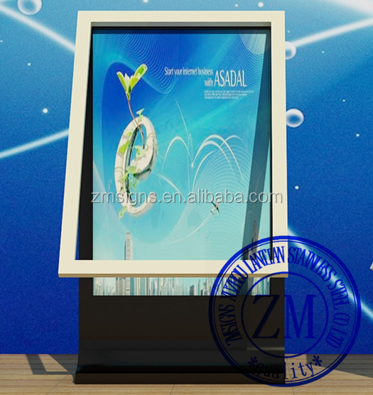 ZM led board display display scrollers light box