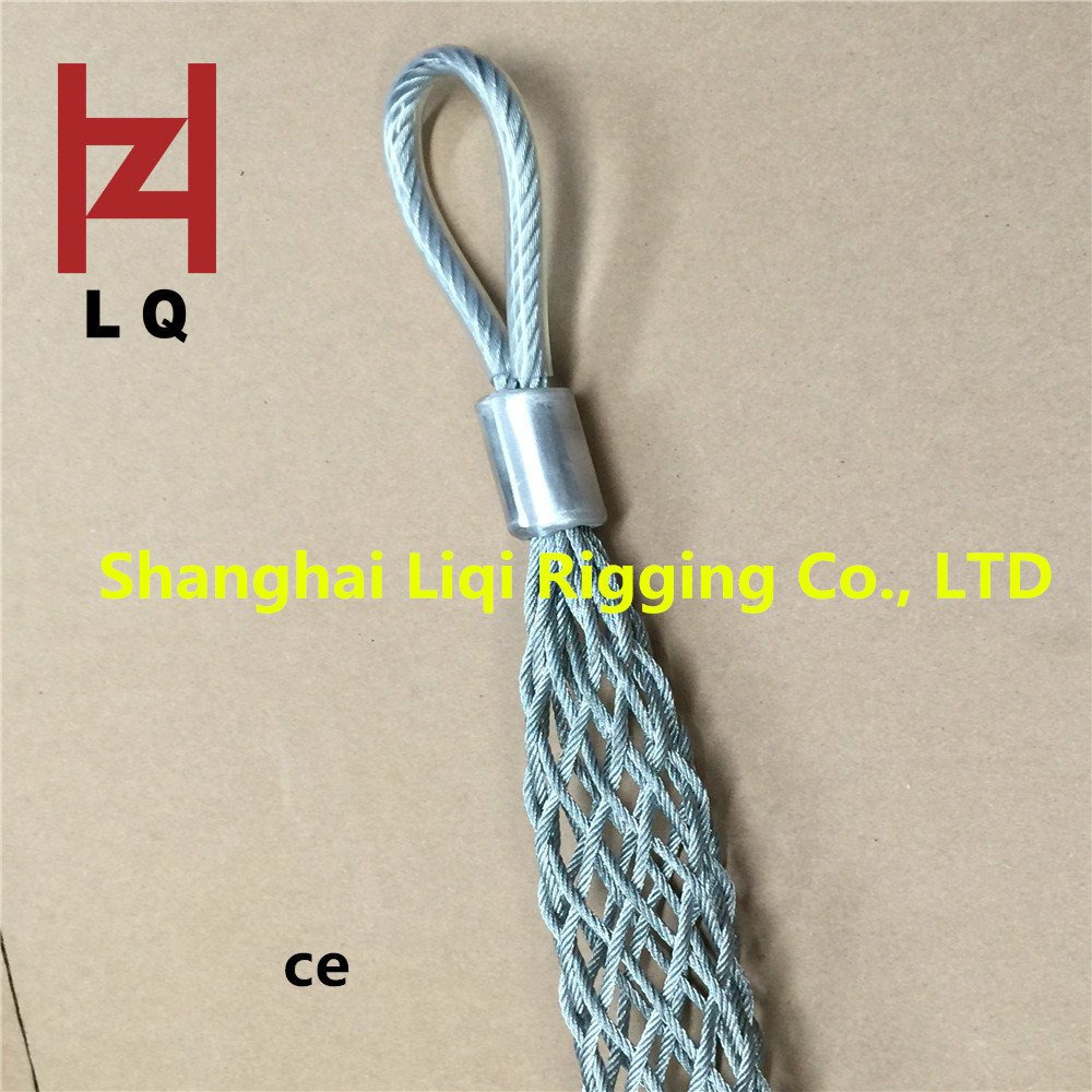 25-34mm 0.14kg good quality steel wire <strong>mesh</strong> for cable