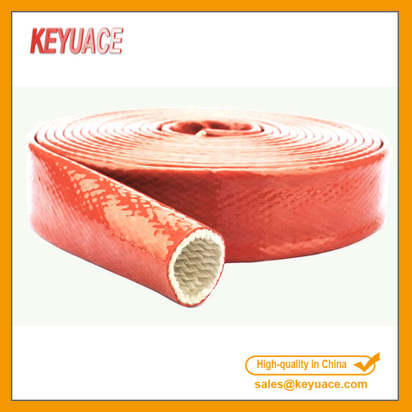 ZFRS Thermo Amor Silicone Coated Fiberglass Fire Sleeve