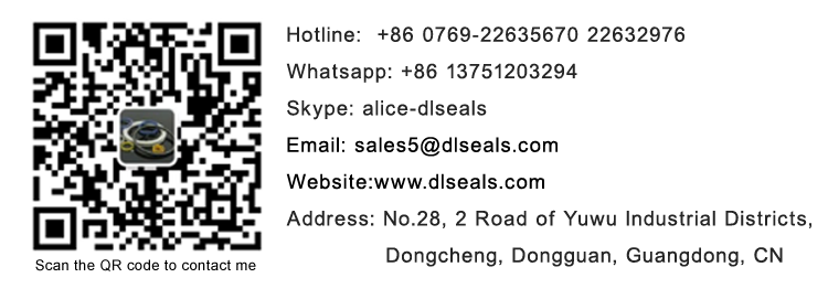 DLseals Carbon Antimony Bearing Carbon bush
