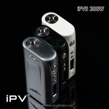 iPV Pure X2 tank/snow wolf 200w/ ipv5 200w tc box mod with SX Pure Tech, great price dna 200w mod iPV5 200w box mod