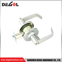 Luxury kinds of zinc alloy self locking door handle
