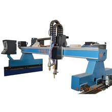 Brand new most popular best price light gantry plasma cutter for metal processing